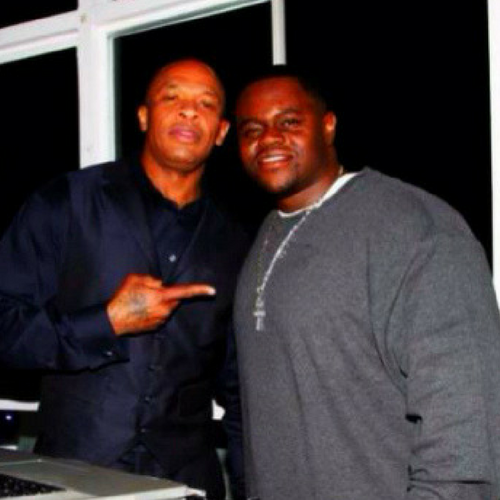 DJ Mike and Dr Dre